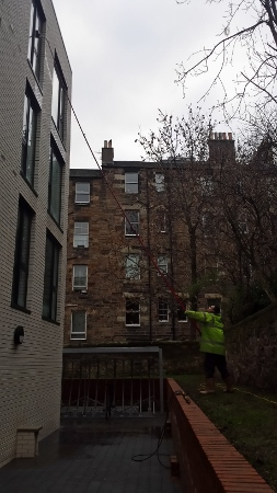 Commercial Window Cleaning Scotland