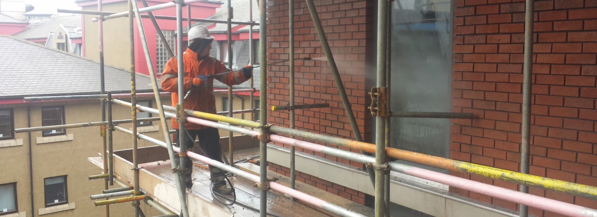 brick cleaning glasgow