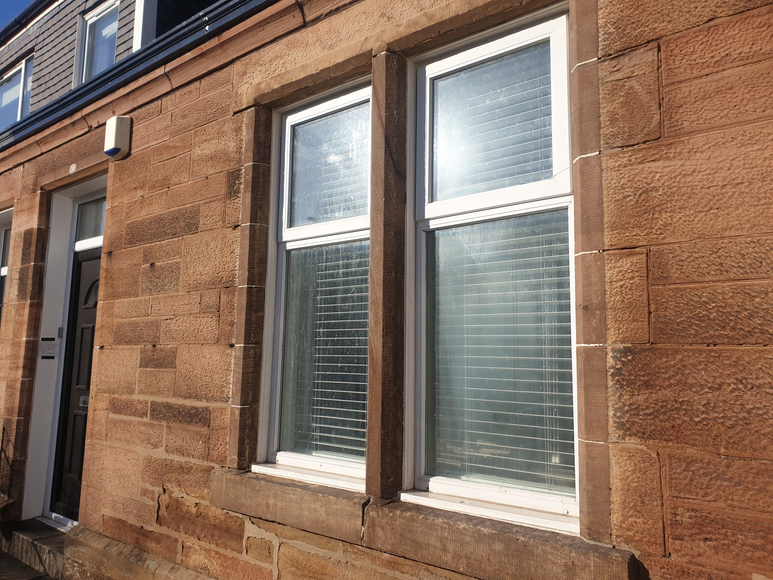Paint removal glasgow