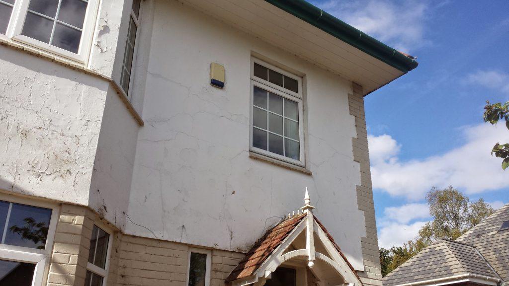Paint removal Glasgow Remove paint brcks