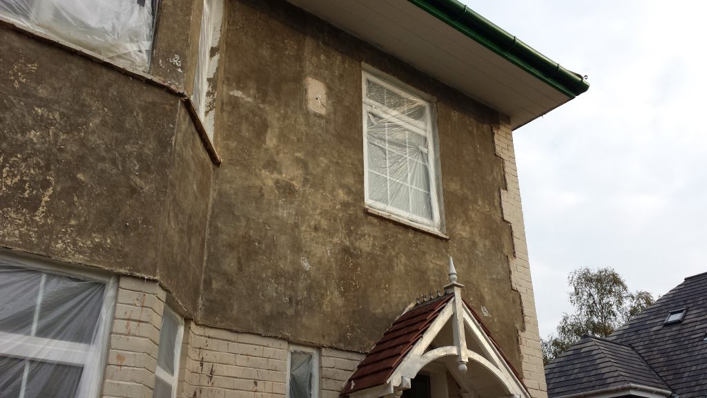 remove paint from my wall or house Glasgow