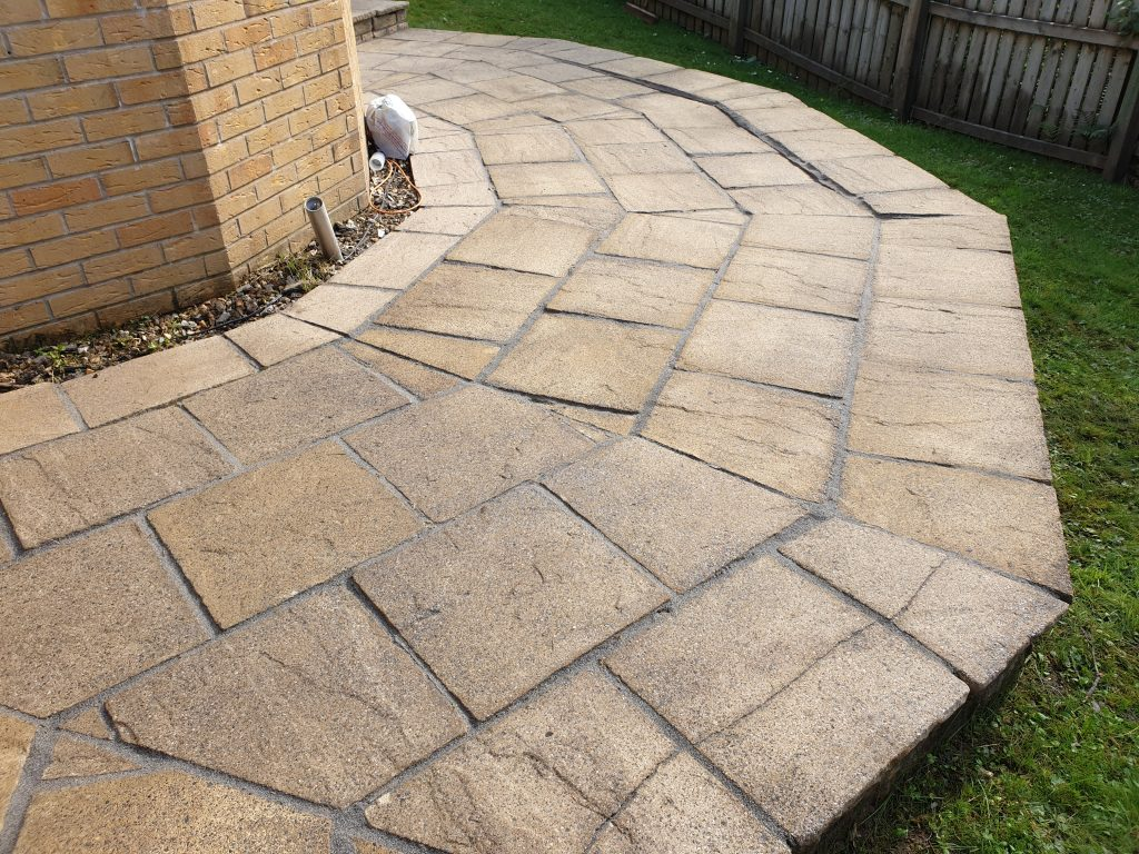 Patio Cleaning Glasgow