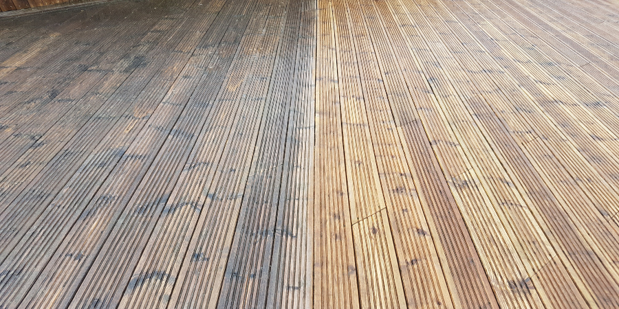 Decking Cleaning Glasgow