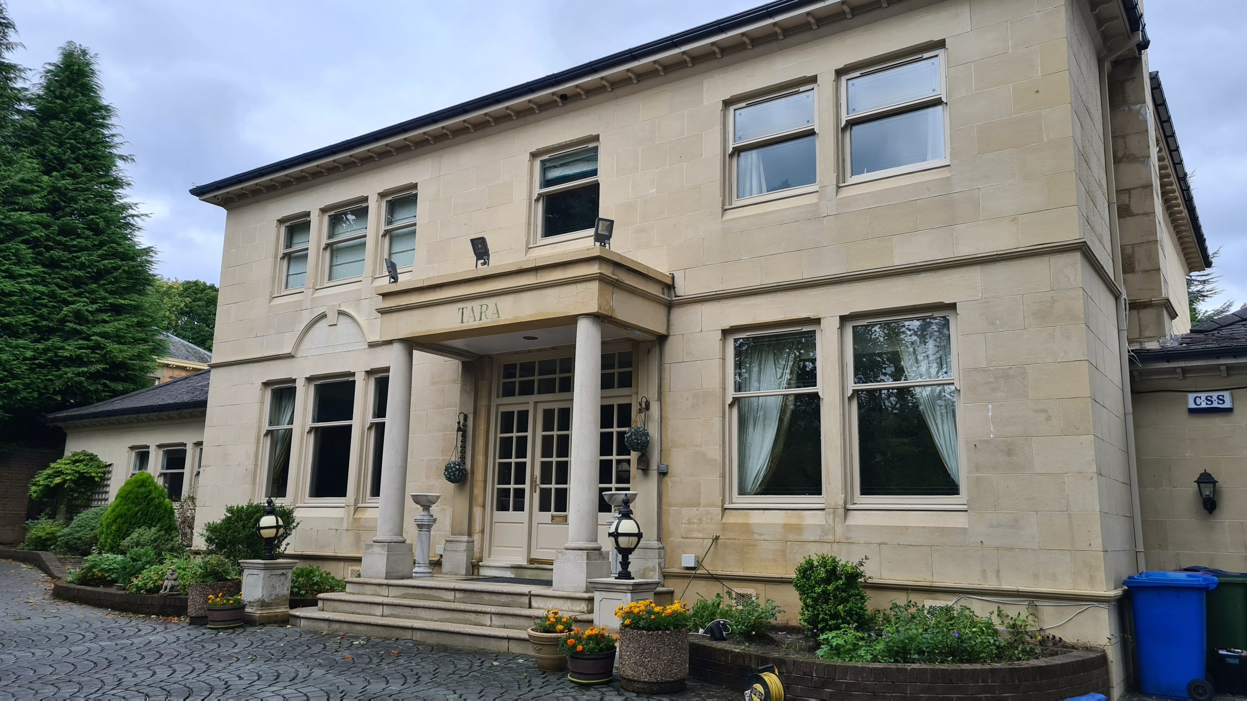 Stone Building Cleaners Glasgow