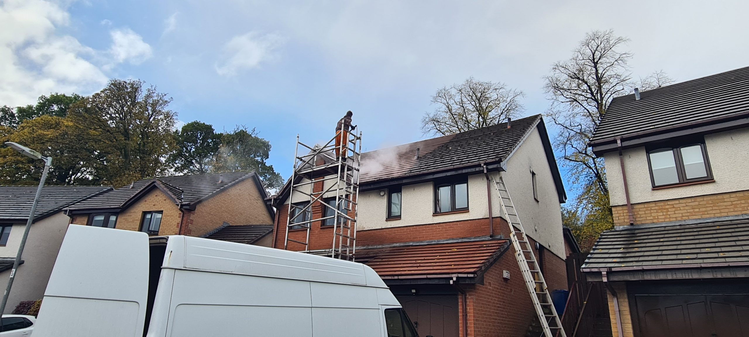 Roof Cleaning Costs Glasgow