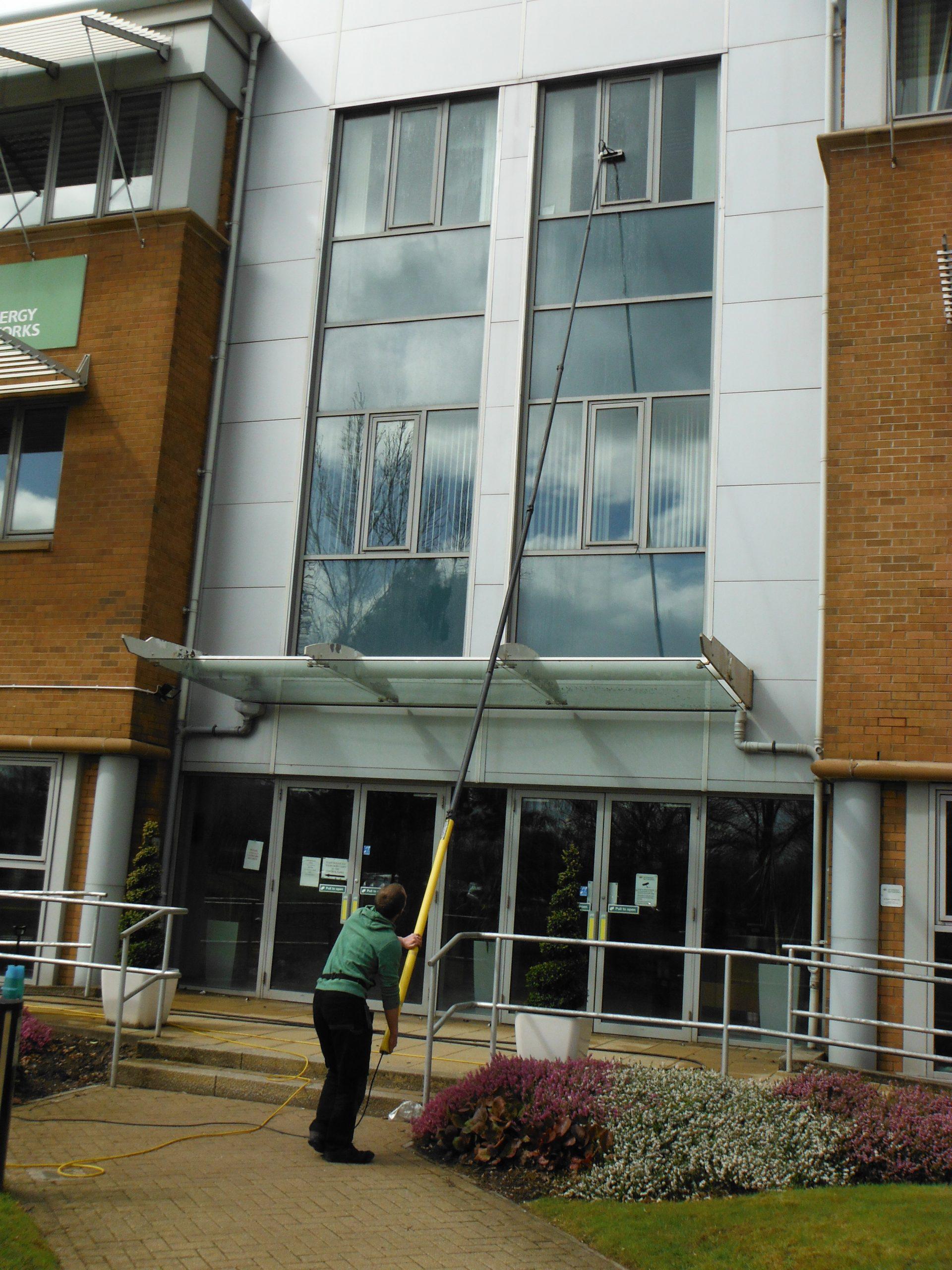 Window Cleaners Glasgow